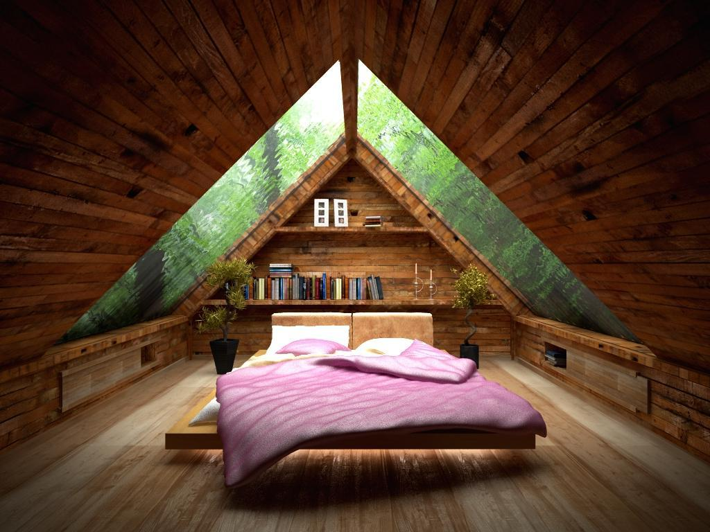 small attic bedroom ideas buhardillas c 243 mo rehabilitarlas y sacarles todo el 17094